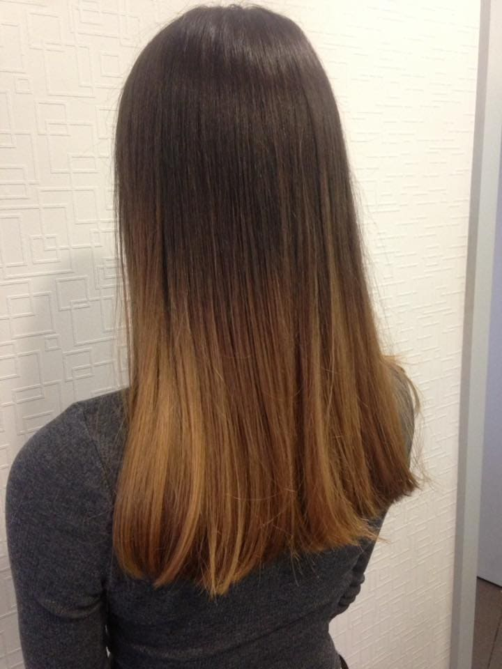 coloration cheveux long femme